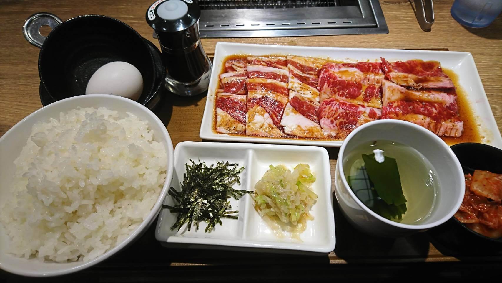 「焼肉ライク 熊本下通り店」コスパめちゃ良い。肉好きにはもってこいのお店!!熊本・下通り/焼肉