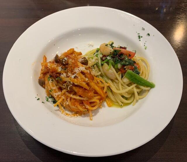 「ちいさなイタリアン ピッコリーナ Piccolina」おしゃれな雰囲気でパスタランチを味わう。熊本・上乃裏/パスタ・イタリアン