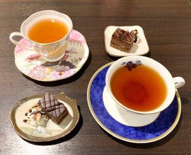 「その一杯の。」100種類以上の紅茶やハーブが楽しめるお店。お気に入りの一杯を探してみませんか♪