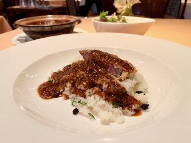 「洋食の店 橋本」多くの食通芸能人をうならせた絶品カレー。一口食べると人気の理由が納得できます♪