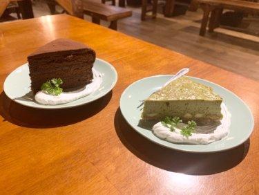 「HALE CAFE つなぐ」デート・女子会にピッタリの隠れ家カフェ♪スイーツは大人の味わいでした。