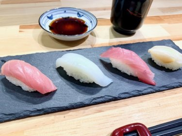 「すし処 いちのいち」お得な寿司ランチを発見♪知られたくないオススメのお店です。熊本・下通り