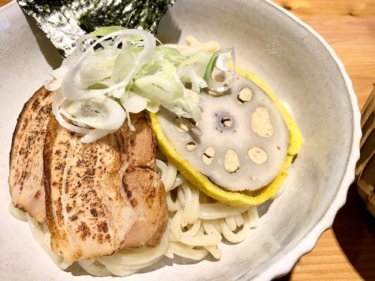 「つけ麺家 彡(さん)」10月1日オープン。辛子蓮根とつけ麺のミラクルが味わえます♪熊本・西区