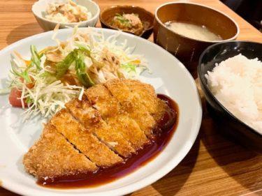 「料理天國」肉と魚が選べる!日替り定食がおすすめですよ♪熊本・下通り