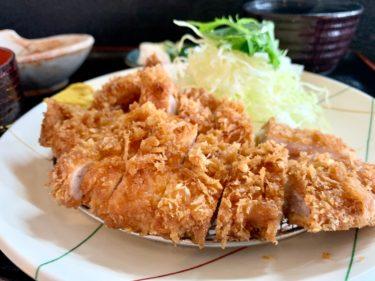 「かつ新」のとんかつ定食はエレン豚を使っていてコスパ良きです。熊本・帯山